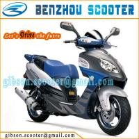 Buy cheap EEC EPA Gasoline mobility Scooter YY125T-10D from wholesalers