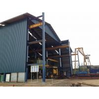 Buy cheap Prefabricated Light Steel Structure Residential Steel Buildings For Factory from wholesalers