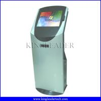 Buy cheap Payment custom kiosk design with mini magnetic cardreader and 80 mm from wholesalers