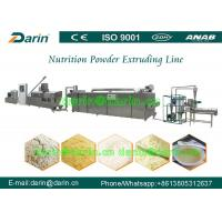 Buy cheap CE certificate Rice Powder making machine , food extrusion equipment from wholesalers