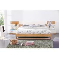Buy cheap Modern bedroom furniture by MDF in glossy painting melamine board in bed from wholesalers