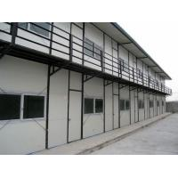 Buy cheap Eco Modern Prefab Steel Homes Anti - Earthquake Short Construction Style from wholesalers