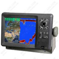 Buy cheap LCD GPS Compatible C-Map MAX Marine Fish Finder from wholesalers
