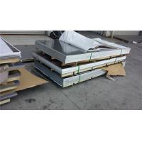 Buy cheap 0.2mm 1mm 2mm 10mm Thick Stainless Steel Metal Sheet 409l 443 441 For Construction from wholesalers