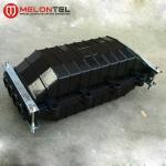 Buy cheap Heat Shrinkable Outdoor Fiber Optic Closure 8 Port 144 Core Waterproof  MT 1509 from wholesalers