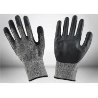 Buy cheap Eco Friendly Cut Resistant Gloves Level 5 Protection Enhanced Flexibility from wholesalers
