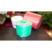 Custom LT015 Colorful PP Baler Twine , Round Baler Twine SGS Certification