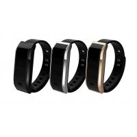 Buy cheap Unisex Multifunction OLED Digital Watch , Aluminium Alloy Rubber Band Bluetooth Smart Watch from wholesalers