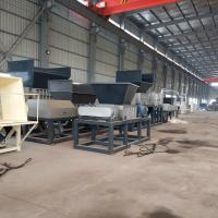 Buy cheap High Efficient Copper Shredding Machine / Waste Small Scrap Metal Shredder from wholesalers