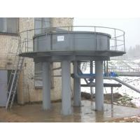Buy cheap SUS304 Round Dissolved Air Flotation System Large For Waste Water Treatment Plant from wholesalers