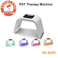 Buy cheap Red Light Therapy Led PDT Bio-Light Therapy Beauty Treatment Machine For Skin from wholesalers