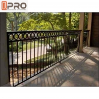 Buy cheap DIY Install Aluminum Balustrade And Handrail 950mm height from wholesalers