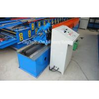 Buy cheap Run Cutting C Purlin Metal Stud And Track Roll Forming Machine For Steel Frame from wholesalers