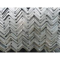 Buy cheap Paint Coating Hot Rolled Mild Steel Angle Bar with grade EN S235JR S355JR for Building / Bridge / Project Material product