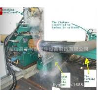 Buy cheap OD426*30mm pipe and tube induction bending machine from wholesalers