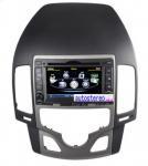 Buy cheap 7 Car Stereo Hyundai Sat Nav for Hyundai i30 GPS Navigation Autoradio Headunit DVD Player from wholesalers