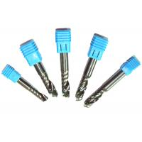 Buy cheap Custom One Flute CNC End Mills For Wood 2mm 6mm 8mm 10mm High Precision from wholesalers