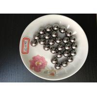 High Grade 7 / 16 Inch 11.1125 mm Chrome Steel Balls / Round Steel Balls