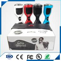 Buy cheap Adult Stand Up Motorized Scooter Board Self Balancing Wheel For Outdoor Sports from wholesalers