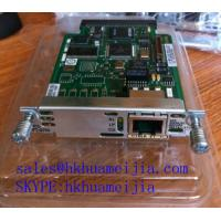 Buy cheap VWIC2-1MFT-G703 CISCO MULTIFLEX TRUNK VOICE/WAN INTERFACE CARD G.703 from wholesalers