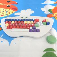 Buy cheap Water-proof and drop-proof design children color keyboard K-800 from wholesalers