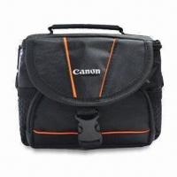 Buy cheap Camera Bag/Camera Case for Canon, Made of Nylon Material from wholesalers
