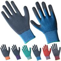 Buy cheap Gardening gloves ,latex coated gloves product