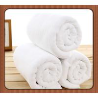 Buy cheap Cheap price wholesale bath room hotel 100% cotton white towel product