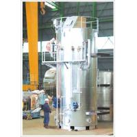Buy cheap Vertical  Steam Boiler Fuel Oil fired and Exhaust Gas composite Boiler from wholesalers