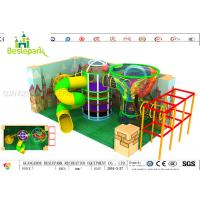 Buy cheap EVA Cover Kids Indoor Soft Playground Colorful Theme For 3-15 Years Old product