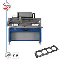 Buy cheap 700*1600 Semi Automatic Manufacturer Supply Head Gasket Screen Printer from wholesalers