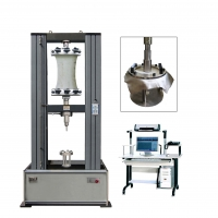 Buy cheap Computer Control Geotextile UTM Universal Testing Machine from wholesalers