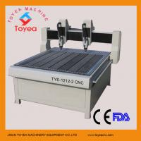 Buy cheap 3D Craft CNC Engraving machine in advertisment TYE-1212-2 from wholesalers