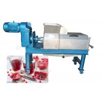 Buy cheap Henan GELGOOG  Pomegranate Peeling And Extraction Machine , Squeezer Fruit Processing Plant from wholesalers