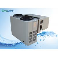 China Monoblock Cold Room Condensing Unit For Industrial Refrigerator Meat Freezer on sale
