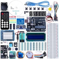 Buy cheap Standard Voltage Arduino Uno R3 Starter Kit With Tutorial from wholesalers
