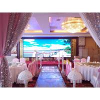 Buy cheap Ph4 Wedding / Night Club Indoor Advertising LED Display Hire Refresh Frequency ≥ 600 from wholesalers