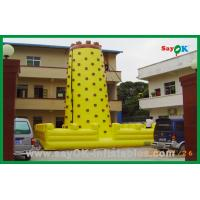 Buy cheap Big Funny High Quality Climbing Wall Inflatable Water Toy For Fun from wholesalers