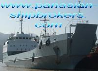 Buy cheap Used 276dwt landing craft ship for sale from wholesalers