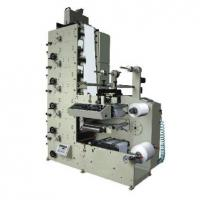 Buy cheap UV flexo printing machine (adhesive paper label, paper cup printing) from wholesalers