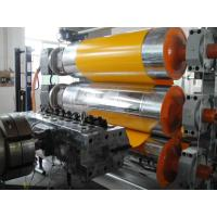Buy cheap XPE / IXPE Thermal Foaming Plastic Sheet Extrusion Line With Siemens Motor from wholesalers