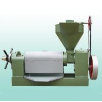 Buy cheap Industrial Screw Oil Press Machine For Rapeseed Oil Cabbage Bitter Herbs from wholesalers