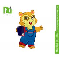 Buy cheap Recyclable Cardboard Display Unit , Cardboard Book Display Standee Lightweight from wholesalers