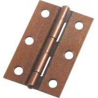 Buy cheap Satin Furniture Fixing Brackets Stainless Stell Corner Door Hinge For Wooden Door from wholesalers