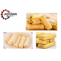Buy cheap Full Automatic Puffed Corn Snack Making Machine Jam Center Core Filling Snacks Production from wholesalers