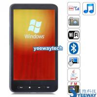 Buy cheap Quad Band Windows Mobile 6.5 WiFi GPS Bluetooth Camera 4.3 - inch Touch Screen China Phone from wholesalers