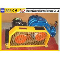 Buy cheap Customized Root Blower Air Compressor / Colored Aquaculture Rotary Twin Lobe Blower from wholesalers