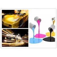 Pure Polyurea Elastomeric Vehicle Spray Paint Endured Acid / Alkali / Salt