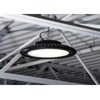 Buy cheap Natural White UFO LED High Bay Light AC100~240V 100W 60 90 120 Degree Efficiency 160LM from wholesalers