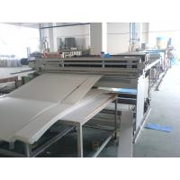 Buy cheap PP Hollow Sheet Production Line product